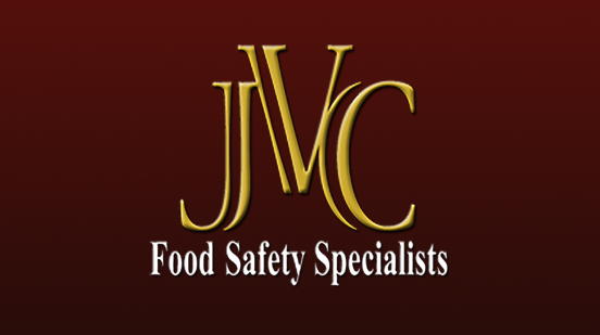 jvc food safety specialists las vegas logo