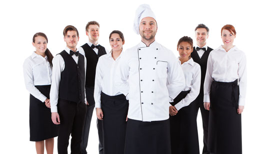 las vegas restaurant service training